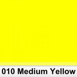Lee Filters  010S Pliego Amarillo Medio 50cm x 60 cm