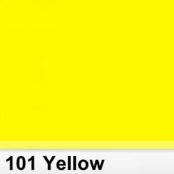 Lee Filters  101S Pliego Yellow  Amarillo 50cm x 60 cm