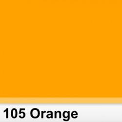 Lee Filters  105S Pliego Naranja 50cm x 60 cm