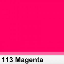 Lee Filters  113S Pliego Magenta 50cm x 60 cm