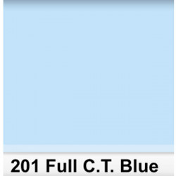 Lee Filters 201S Pliego Full C.T.Blue 50cm x 60 cm