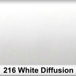 Lee Filters 216S Pliego White Diffusion 50cm x 60 cm