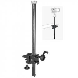 Manfrotto 131TC Columna de soporte para mesa con Clamp de agarre