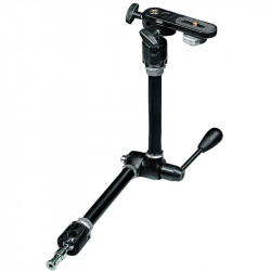 Manfrotto 143A Magic Arm Brazo con soporte de cámara hasta 3kg de 53cm