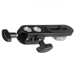 Manfrotto 143BKT Plataforma de Camara para Magic Arm