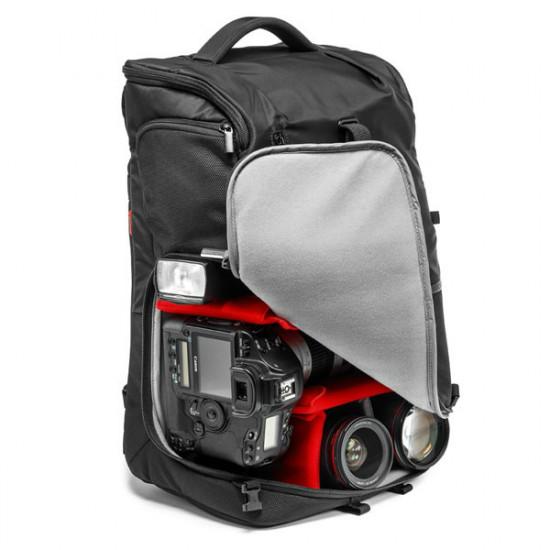 Manfrotto MA-BP-TL Bolso Advanced Tri Backpack Grande en Negro