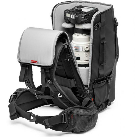 Manfrotto PL-TLB-600 Bolso Mochila Backpack Pro Light HDSLR con lentes de hasta 600mm