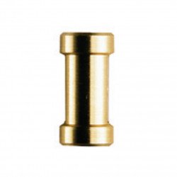 "Manfrotto 119 Adaptador de espiga corto de 1/4 ""-20 / hilo interno de 3/8"""