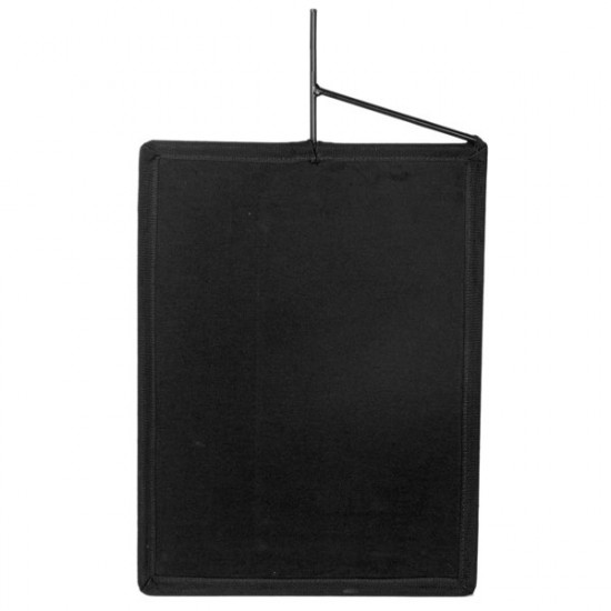 "Matthews Bandera de Corte Black Flag 45cm x 60cm  (18""x24"")"