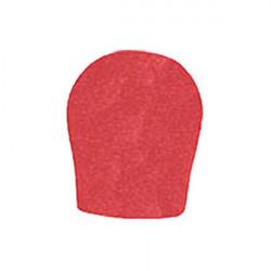 Windtech 304 Paraviento en Rojo para Mic de Mano