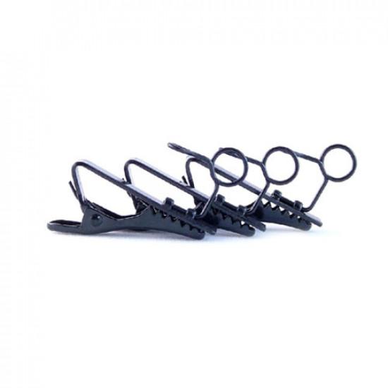Windtech Tie Clip / Sujetador de Mic Lavalier 6,5-7mm (3-pack)