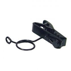 Windtech Tie Clip / Sujetador de Mic Lavalier 8 - 8,6mm (3-pack)