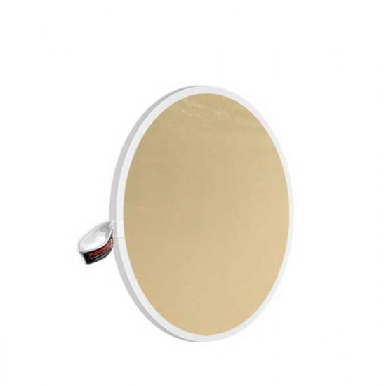 "Photoflex Disco Reflector Litedisc 22"" (56cm) Sunlite/White"