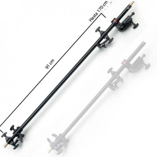 Photoflex  Holder para Litedisc ajustable desde 91cm hasta 170cm