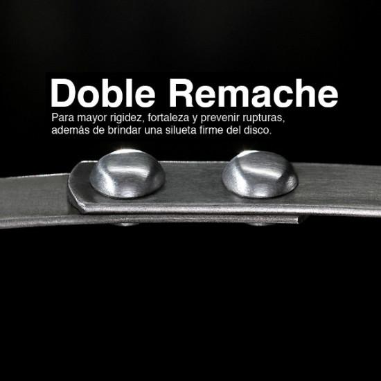 "Photoflex Disco Reflector Litedisc 42"" (107cm) Plateado/Blanco"