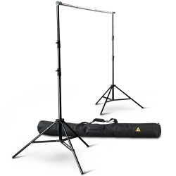 Photoflex FirstStudio Kit de Soporte de Telas  / Backdrop