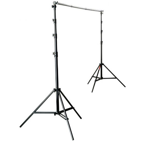 "Photoflex ""ProDuty"" Kit de Soporte de Telas  / Backdrop"