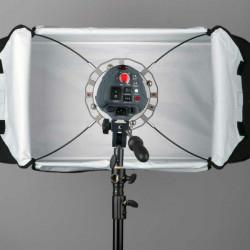 Photoflex HalfDome®: Mediano (39x140x58cm) FV-HDMW