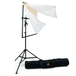 Photoflex  Kit FirstStudio 99x99 cm LitePanel