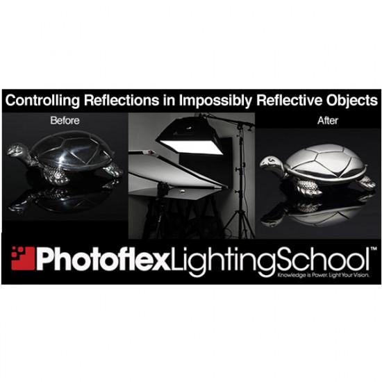 Photoflex  LitePanel Kit de 1 x 1.80mts con telas