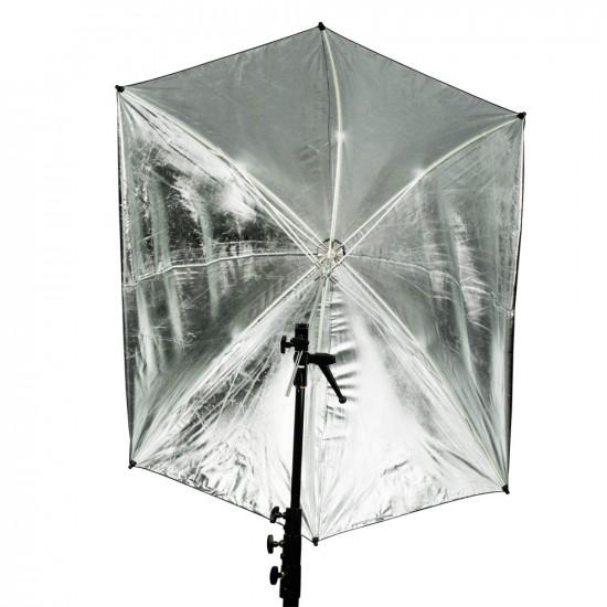 "Photoflex Sombrilla Plateada de 76 cm. (30"")"