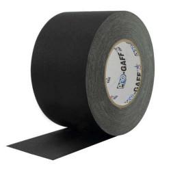 "Protapes PG4BLK Tape Gaffer Mate Original en 10cm / 4 "" de ancho NEGRO"