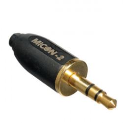 Rode MiCon-2  para HS1, Pinmic y Lavalier con conector Miniplug 3.5mm