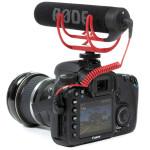 Rode VideoMic GO Micrófono compacto Shotgun para Cámaras