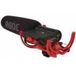 Rode VideoMic R Micrófono direccional tipo Shotgun para Cámaras