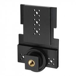 Sennheiser CA2 Shoemount para EW Series receptor en Cámara