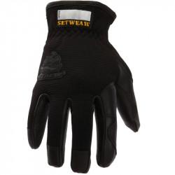 Setwear SWP-05-009 Pro Leather M Guantes resistentes Talla M
