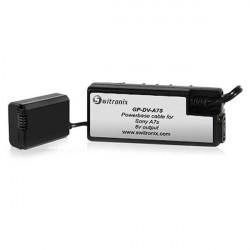 Switronix Powerbase Cable para cámara Canon 5D / 7D / 60D