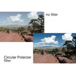 Tiffen Filtro Polarizador Circular 37mm Polarizer