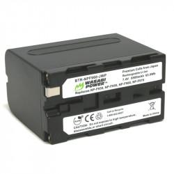 Wasabi F960 Batería serie Sony L F960 High Capacity